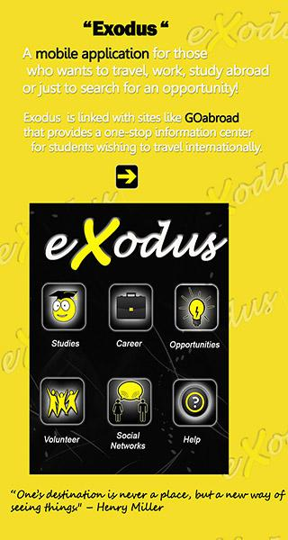 Exodus Work & Travel Abroad! - screenshot