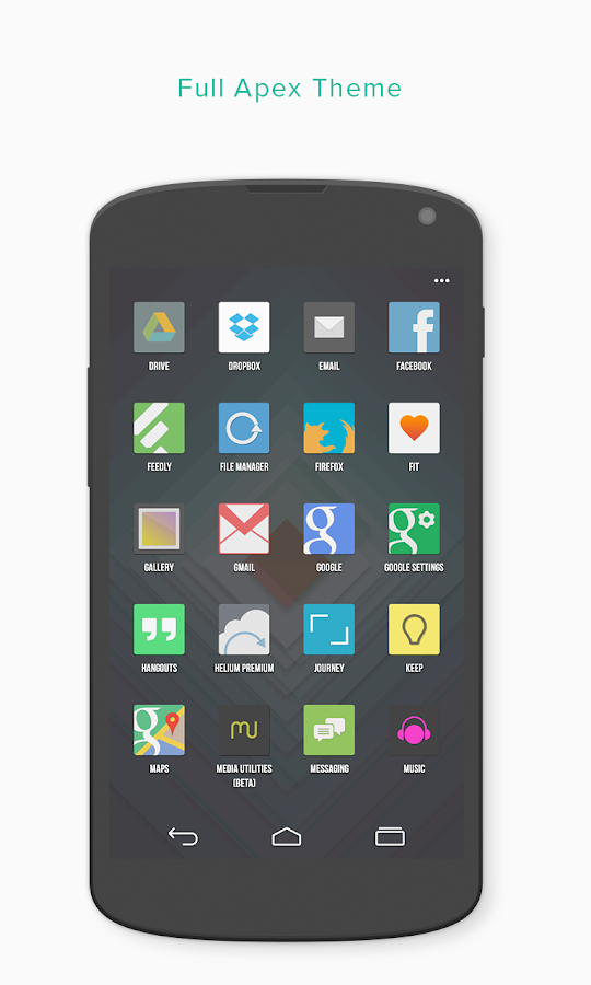 Jive - Icon Pack- screenshot