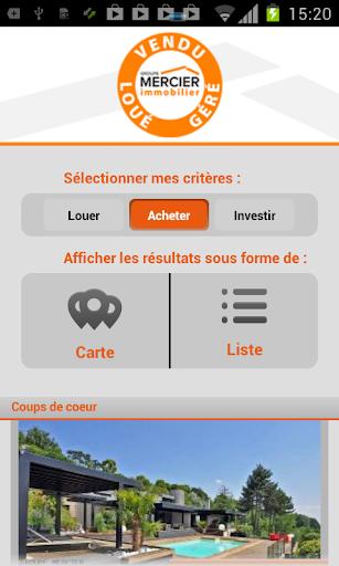 Mercier Immobilier