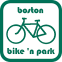 Boston Bike 'n Park icon
