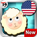 TS English Conversation Game icon