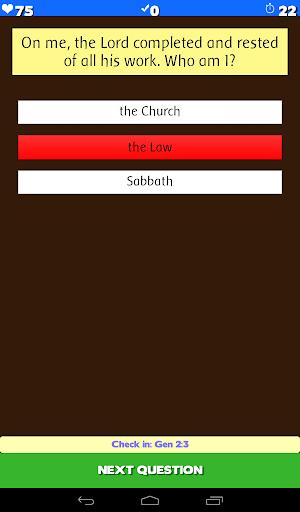 Who am I? (Biblical) 1.2.2_comAds screenshots 21