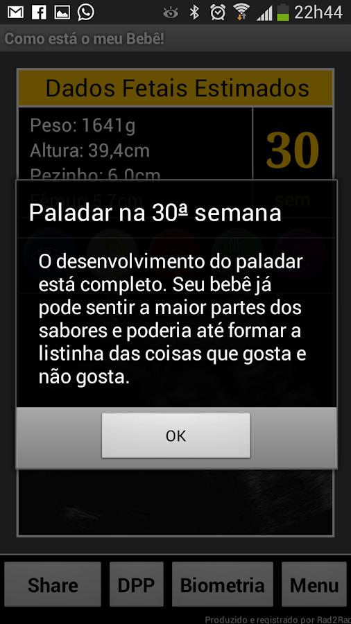 Gravidez ao Vivo LITE- screenshot