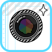 MANGAkit - photo editing tool