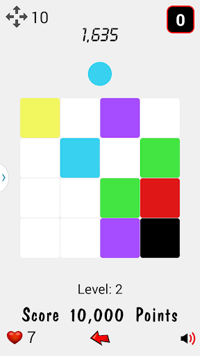 Target: Black - Puzzle Game
