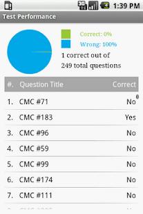 CMC Cardiac Exam Prep - náhled