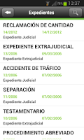 Screenshot of Agenda MNprogram