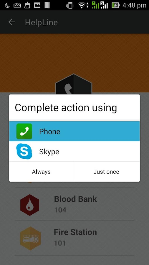 Helpline Android Apps On Google Play
