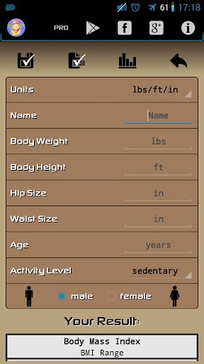 Health Calculator Pro