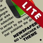 Newspaper Theme GO Launch.LITE