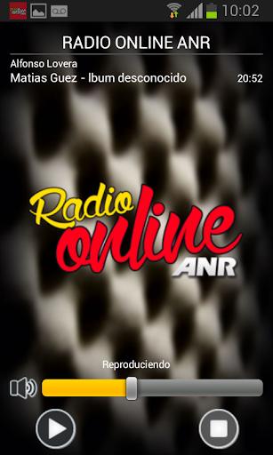 Radio Online ANR