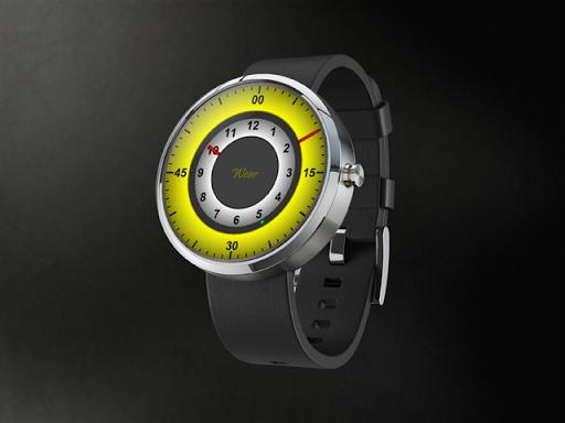 Watch Face - Speedometer