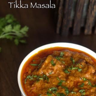 Paneer Tikka Masala – A famous Indian curry.