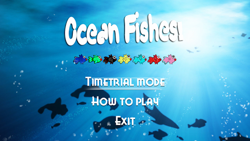 Free Ocean Fishes Jewel