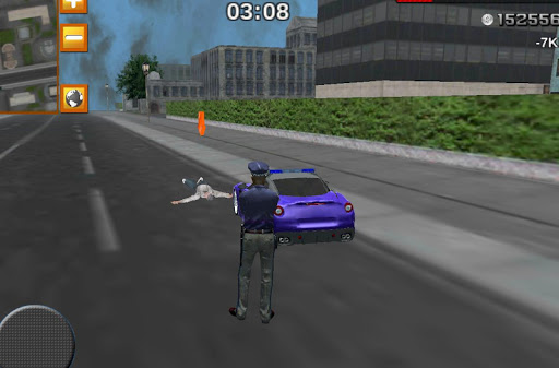 Crime City Real Police Driver 4.1 screenshots 4