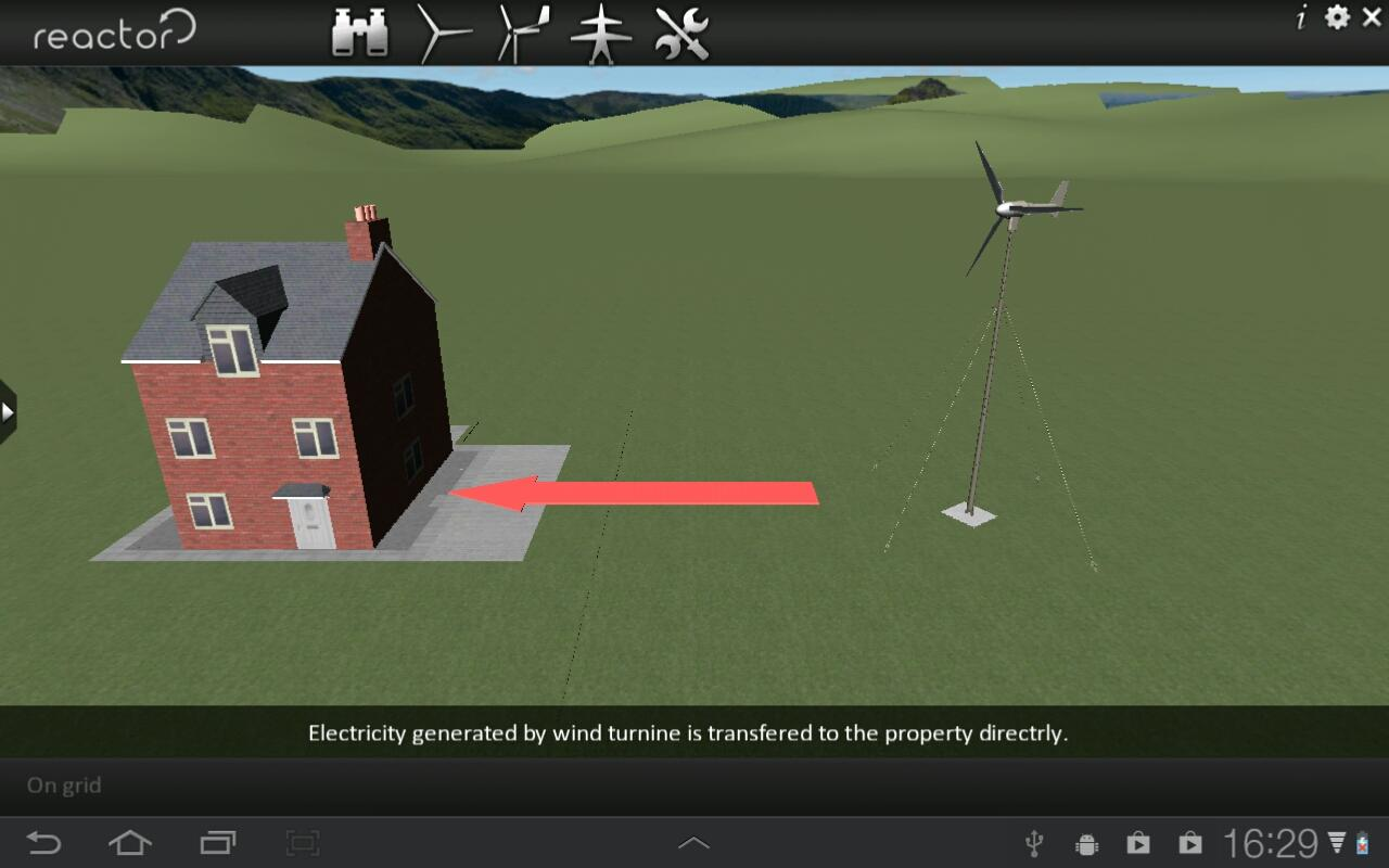 REaCTOR: Wind Power - screenshot