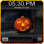 Halloween Go locker EX Theme