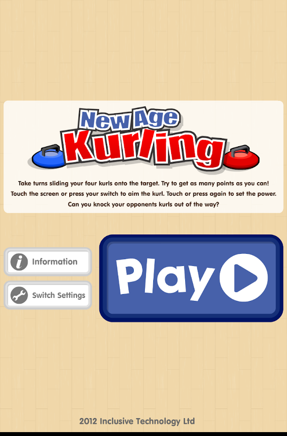 New Age Kurling- screenshot