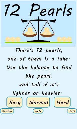 【免費解謎App】12 Pearls Puzzle-APP點子