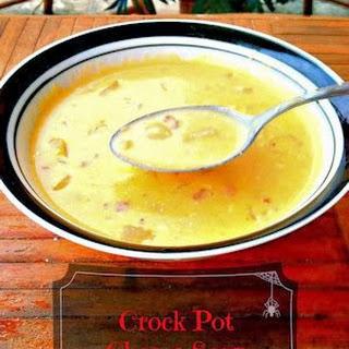 Crock Pot Cheese Soup