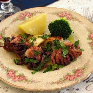 Cuttlefish 'à Algarvia' Recipe