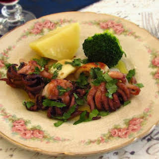 Cuttlefish 'à Algarvia'.