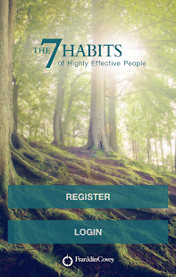 Living the 7 Habits- screenshot thumbnail