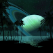 Saturn On Earth Live Wallpaper