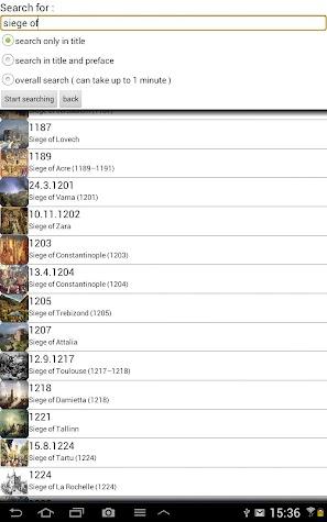 World History Screenshot