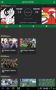 NRL Official App - screenshot thumbnail