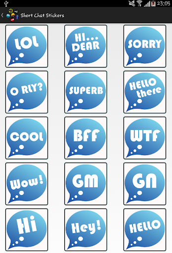 Stickers Smileys for Whats App