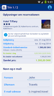 Booking.com - online-hoteller - screenshot thumbnail