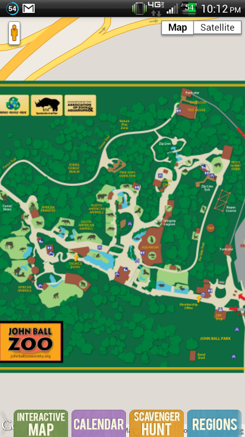 John Ball Zoo - screenshot