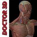 Doctor 3D icon