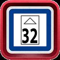 SMS jízdenka 32 Kč icon