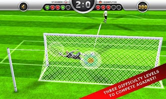 Screenshot of EuroGoal 2012