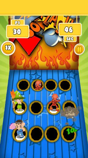 HiTTHeM - Whack A Mole Game