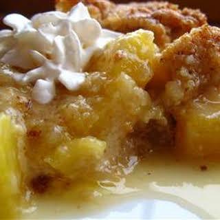Pineapple Crisp.