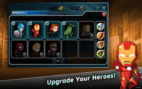 Marvel Run Jump Smash! - screenshot
