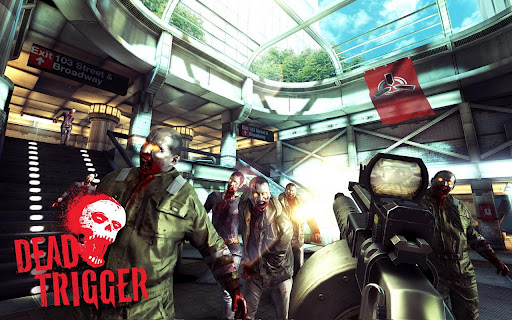 DEAD TRIGGER  gameplay | by HackJr.Pw 7
