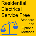 Resi Electric Service FreeCalc icon