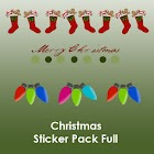 Christmas Sticker Pack Full icon