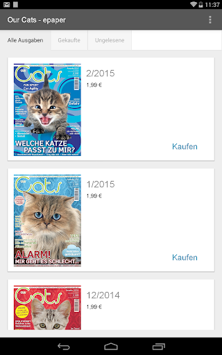 Our Cats - epaper