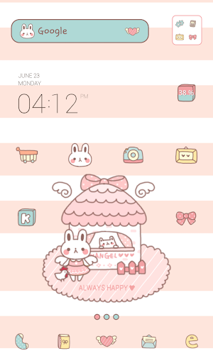 angel ruru dodol theme