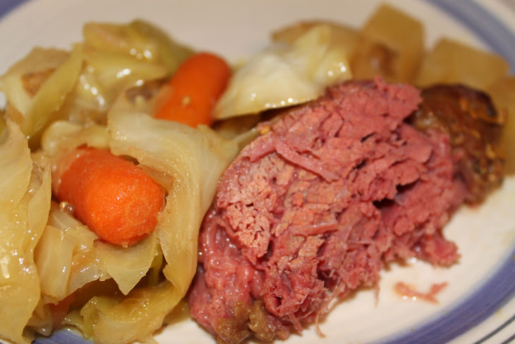 Guinness Corned Beef & Cabbage Recipe