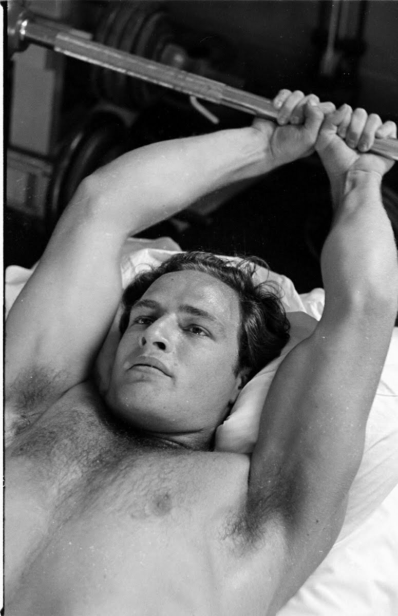 "Marlon Brando, ""The Men"""