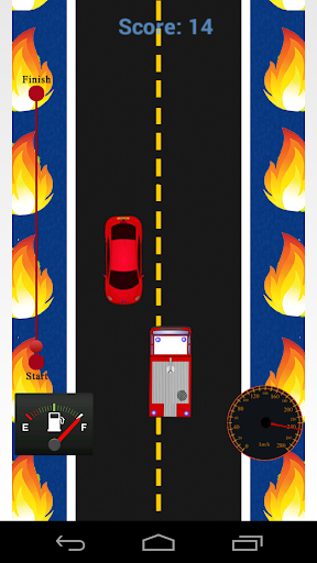 Firefighter Traffic