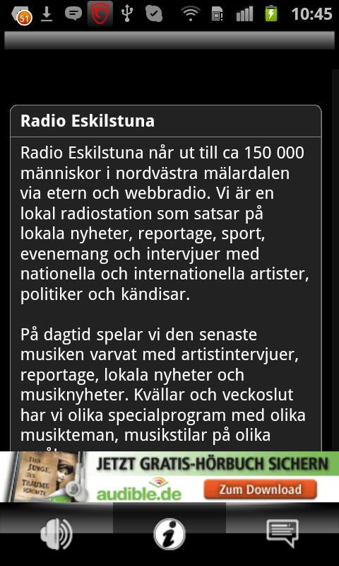 Radio Eskilstuna 92,7- screenshot