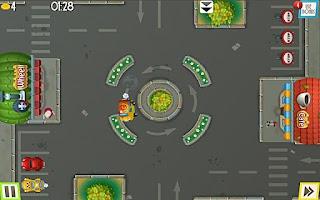 Screenshot of Car Park Control