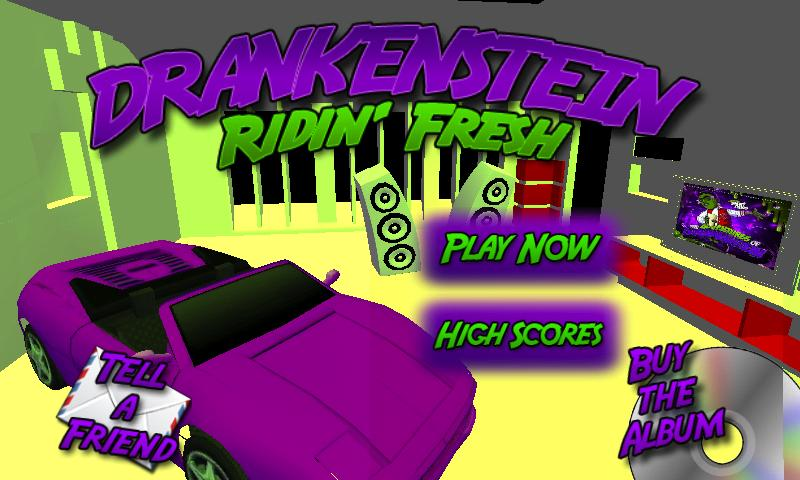 FREE Drankenstein Ridin' Fresh - screenshot